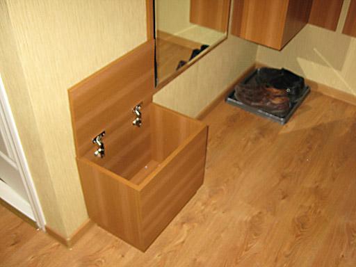 Мебель своими руками для прихожей фото